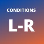 Conditions L-R