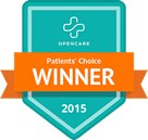 Physiotherapy Burlington - Pateint's Choice Award 2015