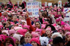 The Pink Pussy Hat: A Symbol Of Shared Social Anxiety?