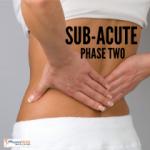 Low Back Sub-Acute
