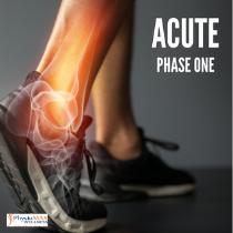 Acute Ankle Injury Exercises