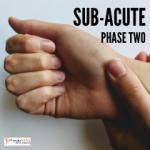 Wrist Sub-Acute