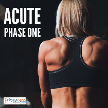 Acute Upper Back Injury